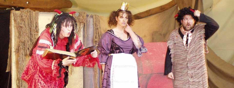 O mlsném Matesovi a princezně Terezce