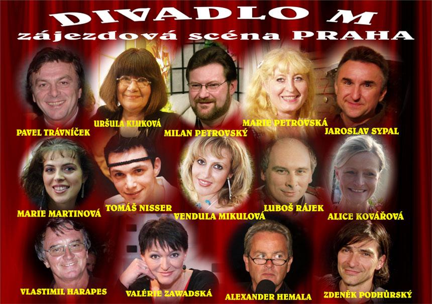 Herci divadla